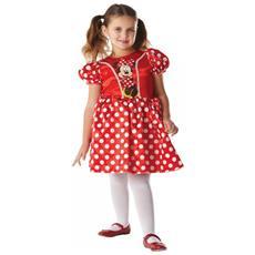 Costume Minnie 116 Cm